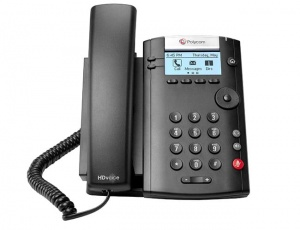 Telefon Polycom VVX 201 Business Media Phone