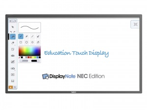 MONITOR INTERAKTYWNY NEC MultiSync E651-T (Infrared Touch)